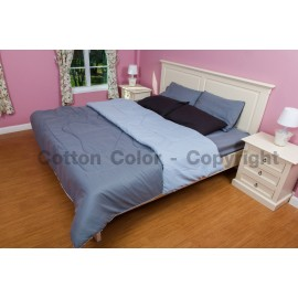 ชุดผ้าปูที่นอน Cotton color รุ่น Millenaria